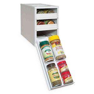 Mini Stack spice rack fits 12